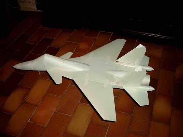 模型飞机制作