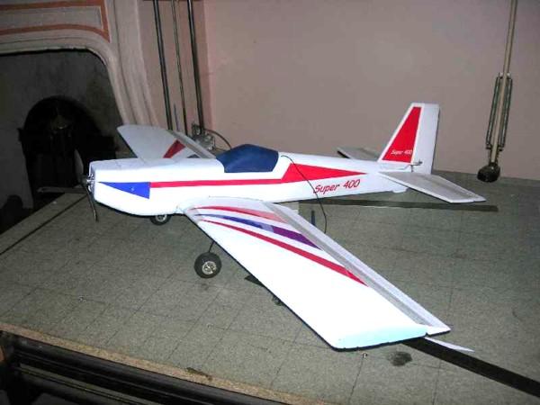 模型飞机的制作